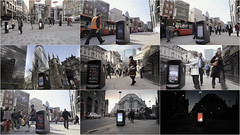 DixonBaxi Renew Units hit London's streets (DixonBaxi) Tags: inspiration london illustration trash photography design graphicdesign tv creative pedestrian website portfolio recycle recycling 24hour liverpoolstreetstation liverpoolstreet thegherkin overview renew swissretower ecosystem artdir