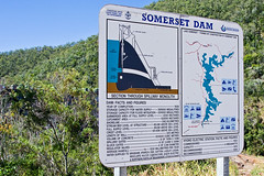 Somerset Dam (obLiterated) Tags: dam australia brisbane queensland watersupply catchment somersetdam
