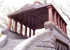 Barney mausoleum