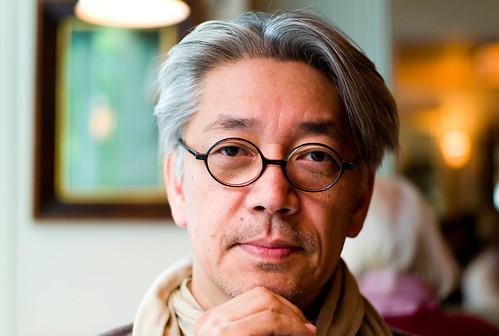Ryuichi Sakamoto by Joi.