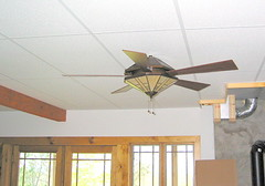 Basement Ceiling Fan
