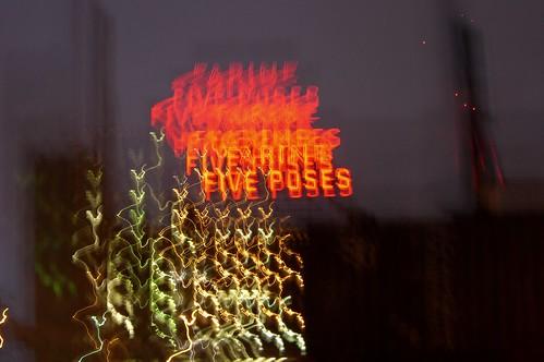 Farine Five Poses
