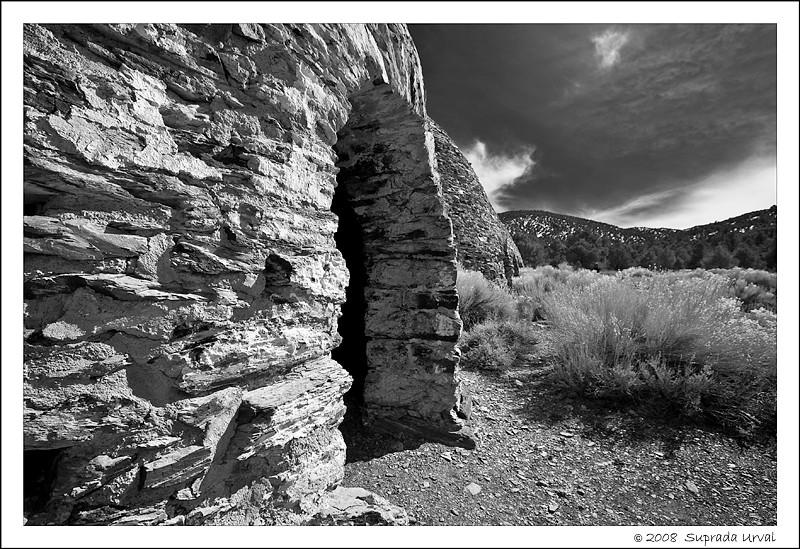 Entrance - Charcoal Kiln
