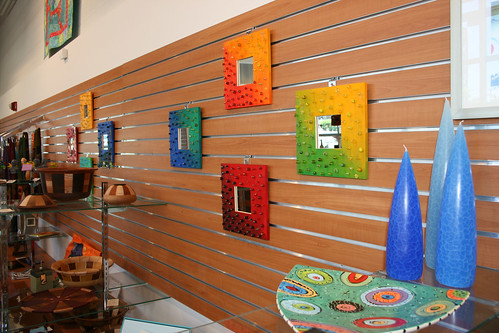 color school inspired mirrors in the shop