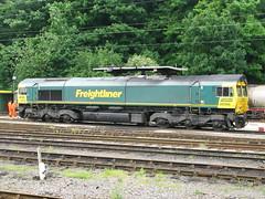 66569 (Howard_Pulling) Tags: 66 freightliner class66 ipswichstation 66569 hpulling howardpulling