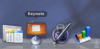 Keynote on the Dock