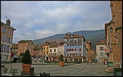 Allevard-Les-Bains (38 Isère)