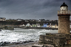 The Storm (Dan Baillie) Tags: houses sea lighthouse storm port landscape scotland wind harbour swell portpatrick galloway dumfriesandgalloway puddock wigtownshire danbaillie rhins bailliephotographycouk bailliephotography wigtownshirephotographer dumfriesandgallowayphotography