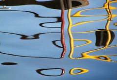 Surreal (carlos_ar2000) Tags: abstract color colour reflection water argentina agua buenosaires angle surreal wave reflected reflejo laboca curve abstracto angulo onda curva digitalcameraclub