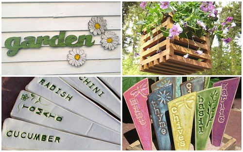 Etsy Finds: How does your Garden Grow?