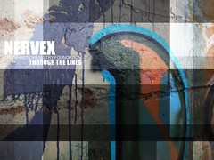 NERVEX : THROUGH THE LINES : Cover Work (DZSTR.1) Tags: railroad atlanta music beer rock punk breast screenprinting liquor depression hiphop stores bboy budweiser implants crackheads tmz dizo nervex