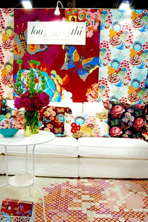 Anna Maria Horner booth