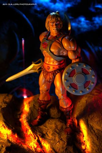 Masters of the Universe Classics He-Ma