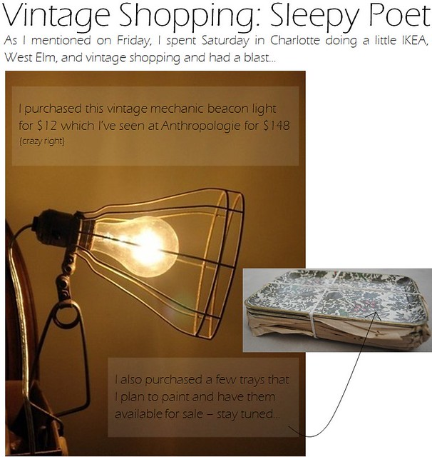 vintage shopping 1
