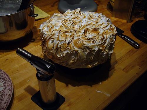 Finished Cake
