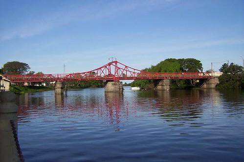 Puente de Carmelo por eva.uy.