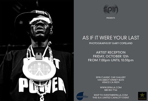 Gary Copeland Spin Invite