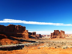 -Broadway- (bass_nroll) Tags: blue winter sky skyline canon buildings utah view horizon arches archesnp gigantic pixies polarizer g7 westernusa mohab mywinners aplusphoto holidaysvacanzeurlaub mcb1106 mcb1603