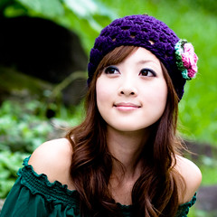(swanky) Tags: portrait people woman cute girl beautiful beauty canon asian eos md model women asia pretty capa taiwan babe belle taipei   taiwanese 2007   30d  beitou      mikako  photoimage i500     mikako1984 explore15oct07 20071014capa