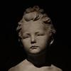 sculpture detail (Leo Reynolds) Tags: museum onehead head face muted sepia leol30random utata:project=sepia utata grouputata photoshop grouponehead duotone canon eos 30d 0017sec f11 iso1600 65mm 1ev groupsepiabw xleol30x hpexif xratio1x1x xsquarex xx2007xx