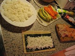 Il sushi è più buono se fatto con le proprie mani!!_4 (NoNicksFree) Tags: sushi sashimi giapponese jappy nighiri