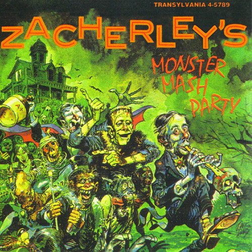 Zacherleys Monster Mash Party