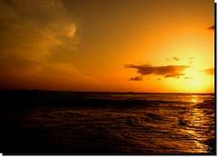 Oahu Sunset by AnotherSaru