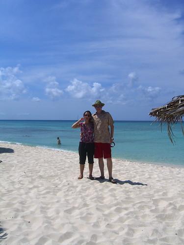 Hello from Aruba