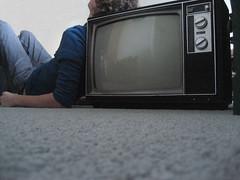 (Dylan Hartmann) Tags: old dylan tv tele hartmann selfportarit vintagetv