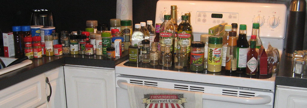 Spices, Before Organizing