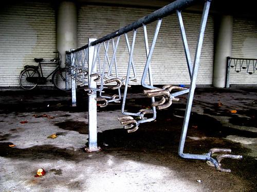 Bike. Racks.