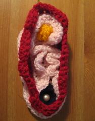 Crochet vulva 2