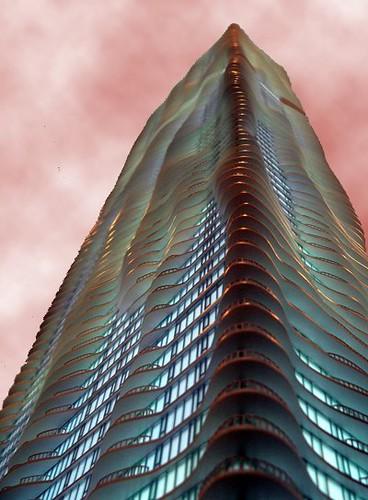 Uzasne budovy budoucnosti.