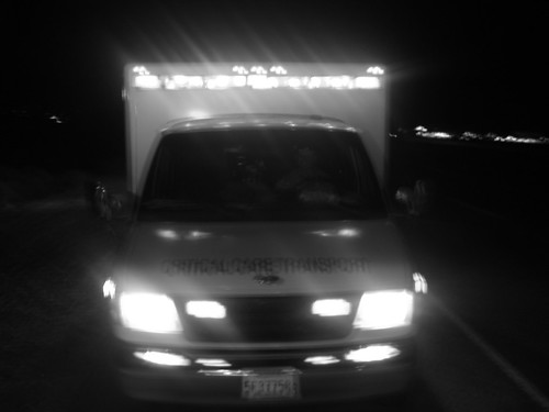 Critical Care Transport Unit