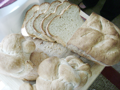 tender potato bread