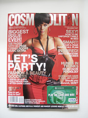 Ben Sharpa in Cosmo Magazine