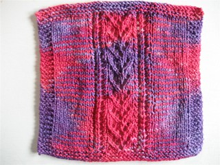 Ravelry: Vandyke Lace Panel Cloth pattern by Maile Mauch