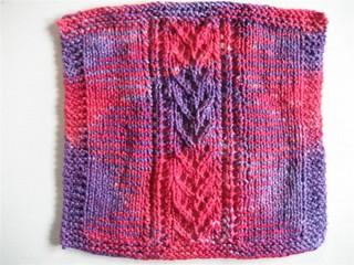 Vandyke Lace Knitting Pattern : Ravelry: Vandyke Lace Panel Cloth pattern by Maile Mauch