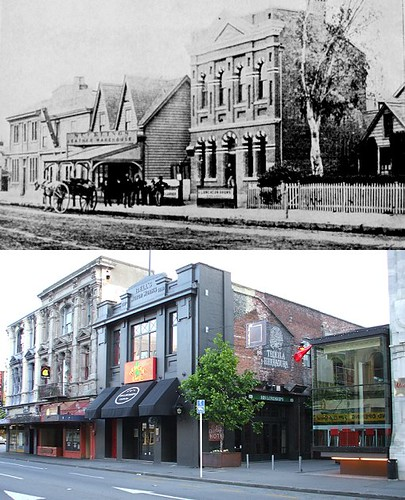 Christchurch Now & Then #6