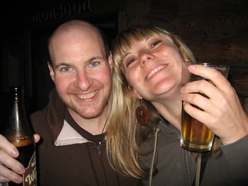 Stephanie and me