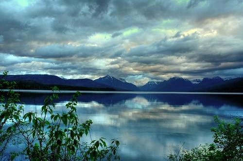 Glacier National Park - HDR