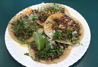 Taqueria La Poblana - More Tacos