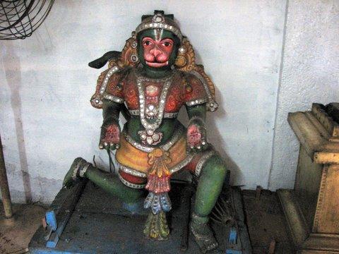 AnjanEya vAhanA b r temple