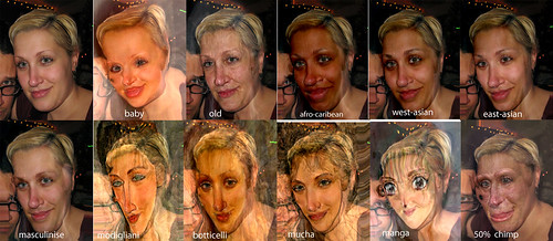 Face morphing