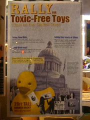 Rally for toxic-free toys