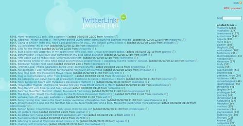 TwitterLinkr