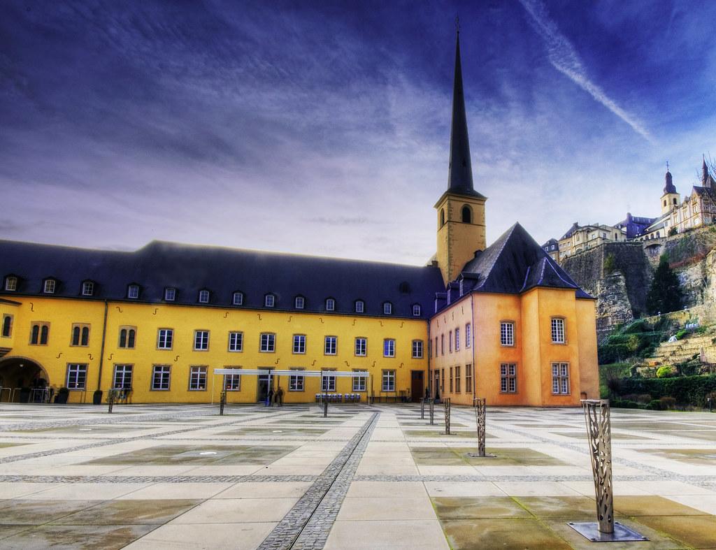 Centre Culturel de Rencontre Abbaye de Neumünster