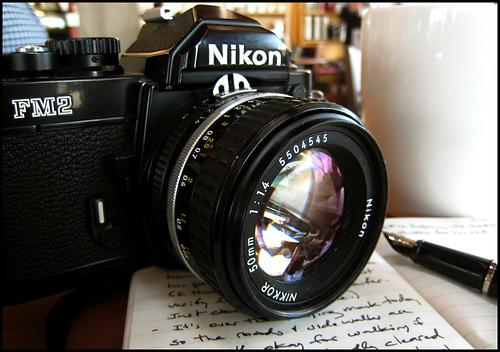 Nikon FM2n (by StarbuckGuy)