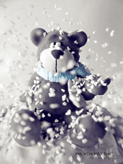 let it snow. (*northern star) Tags: bear blue winter white snow black cold gelo glass scarf canon silver ball stars teddy d explore honey teddybear neve concept icy conceptual inverno azzurro bianco freddo nero orsino orso onexplore northernstar orsetto ghiacciato explored donotsteal allrightsreserved northernstarandthewhiterabbit northernstar tititu usewithoutpermissionisillegal northernstarphotography ifyouwannatakeitforpersonalusesnotcommercialusesjustask