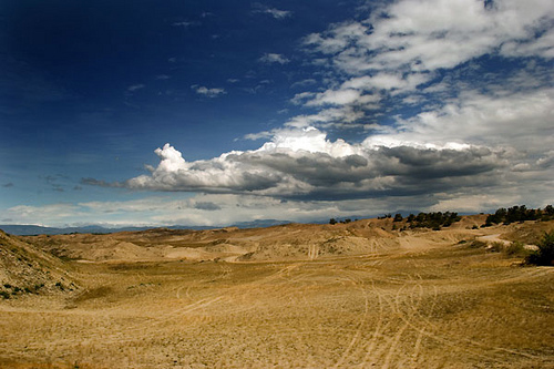 Sand Dunes by Garry Cruz